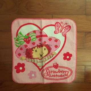 Strawberry Shortcake Small Towel