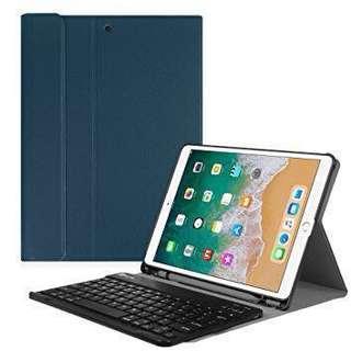 Fintie Ipad Pro 10.5 keyboard case - Navy