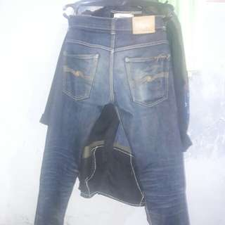 nudie jeans full tag