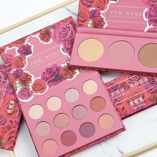Colourpop Karrueche Fem Rosa 'HER' Face Palette