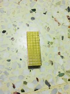 Lighter dunhill gold plated
