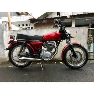 Honda CB 125 se 1974