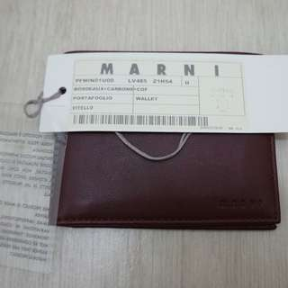 Marni Men's wallet