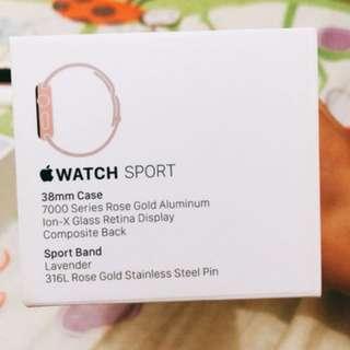 apple watch serious 1