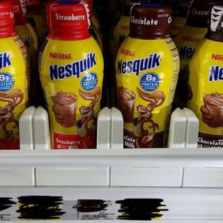 nesquick ready to drink