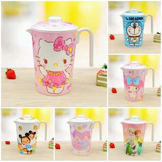 [PO] Cartoon Water Jug
