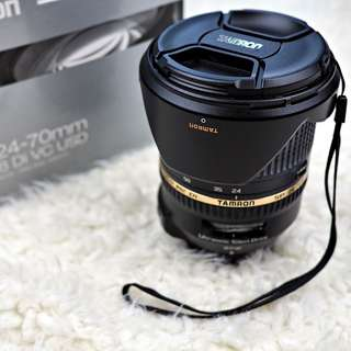 Tamron 24-70 mm F2.8 Di VC USD for Nikon