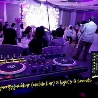 Synergy Lights And Sound Audio Graphx System