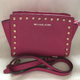 Authentic michael kors mini selma