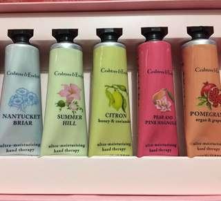 Crabtree & Evelyn Hand Cream 25g (10種味)