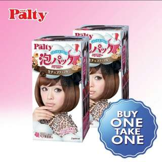 Palty hair color buy1 take1(chocolate waffle)
