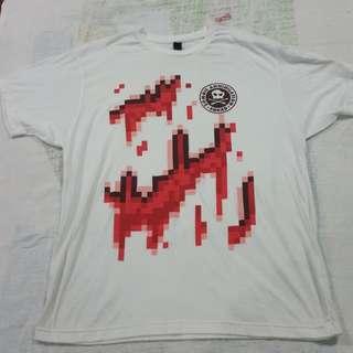 Legit BNWOT Zombie Annihilation Squad Men's T-Shirt Men's XL