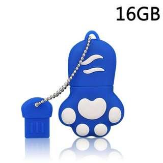 (Pre-Order) Paw Design 16GB Thumb-drive