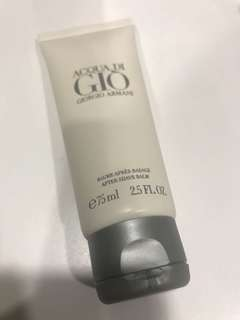 Giorgio Armani After Shave Balm