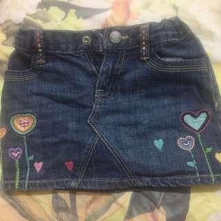 Skirt Jeans GAP