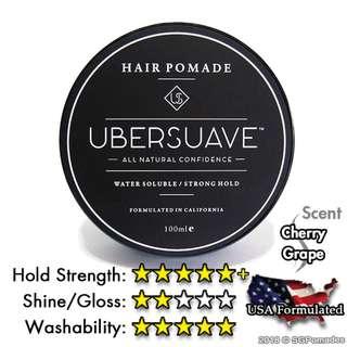 (Free mail) Ubersuave 1.0 Hair Pomade