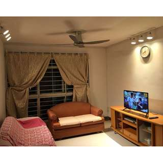 Cosy masterbedroom for rent near Punggol MRT