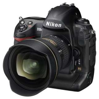 Fire Sale! Mint Nikon D3S body! Open trade for mirrorless bodies