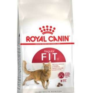 Royal Canin 成貓糧4kg (FIT32)