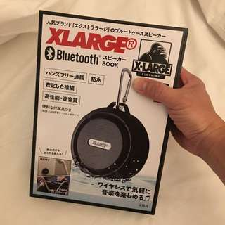 XLARGE Waterproof Bluetooth Speaker