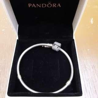 Pandora bracelet size 20cm