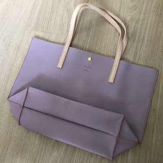 COLORS 紫色側袋