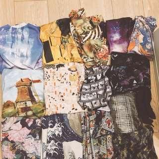 Black Milk Clothing - Various