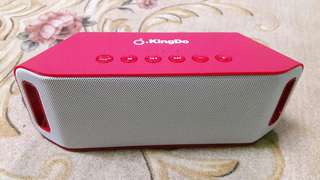 Kingdo Bluetooth Speaker
