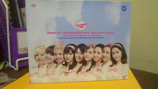 Girls Generation -Girls & Peace- in seoul DVD