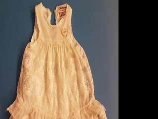 Branded girl dress