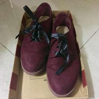 Forever 21 紳士鞋 平底鞋 shoes