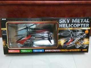 搖控直升機模型