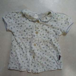 Freedom baby shirt