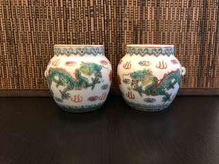 Dragon HB Bird Cups