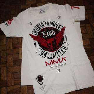 Marc Ecko Limited Ed. MMA shirt