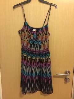 F21 bustier dress