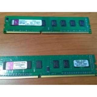Kingston DDR3 Desktop Ram 1GB