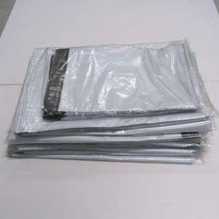 600pcs White Polymailer
