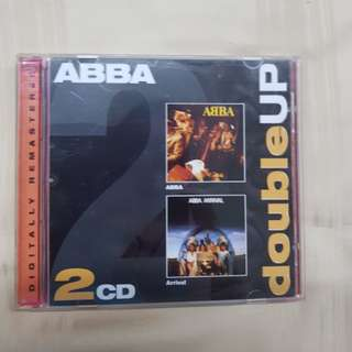 Double Up (ABBA / Arrival) - ABBA (2 CDs)