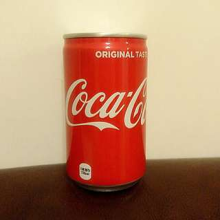日版迷你可口可樂160ml