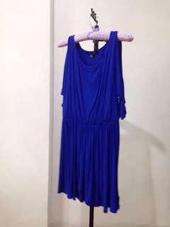 👗 new Forever 21 blue dress