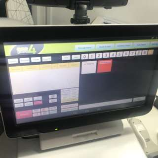 All in one POS machine with andorid pos system