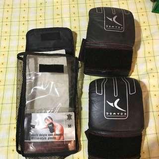 Men's Fitness Boxing Gloves - Medium