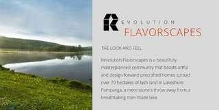 Revolution Flavorscape at Lakeshore Pampanga