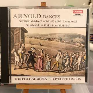 Arnold Dances Bryden Thompson Chandos 8867