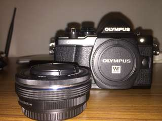 NEW Olympus om-d e-m10 mark ii