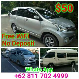 BATAM PRIVATE DRIVER CAR