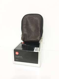 BNIB 18714 Leica Soft Genuine Leather Case for VLux 20