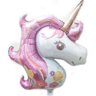 Unicorn Balloon Party