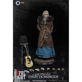 """Asmus Toys H803 ヘルトフル・エイト デイジー・ドメルグ 1/6スケール可動フィギュア (Asmus Toys H803 """"The Hateful 8 Series"""" Daisy Domergue 1/6 Scaled Action Figure)"""
